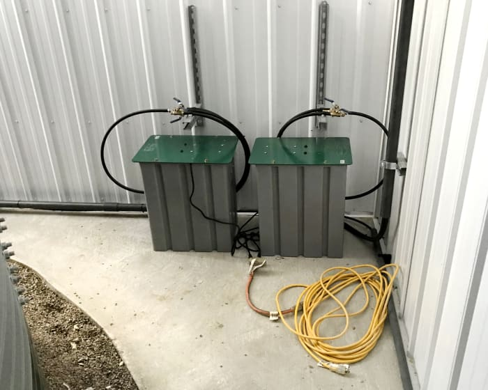 Aerator Systems at Zwart Systems | Greenhouse Irrigation & Automation Specialists, Beamsville, Ontario