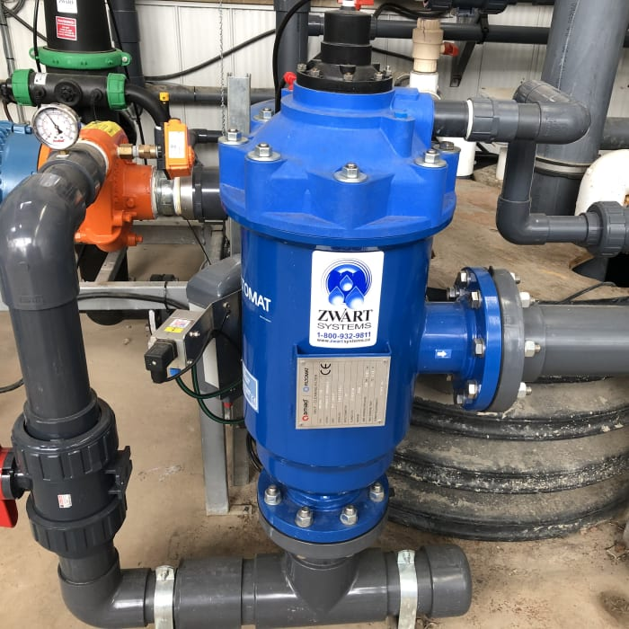 Filtration Systems at Zwart Systems | Greenhouse Irrigation & Automation Specialists, Beamsville, Ontario