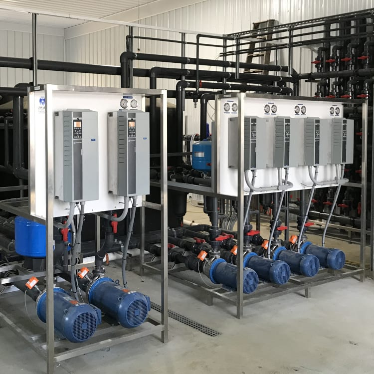Pump Valve & Manifolds at Zwart Systems | Greenhouse Irrigation & Automation Specialists, Beamsville, Ontario